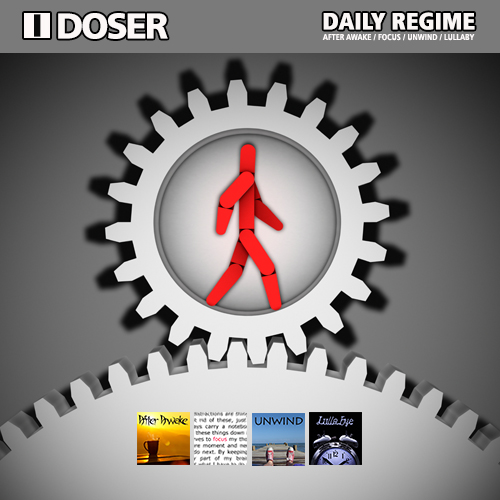 Daily Regime MP3