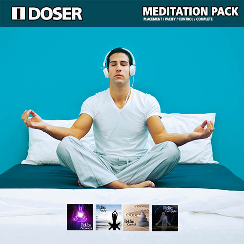 Meditation Pack MP3