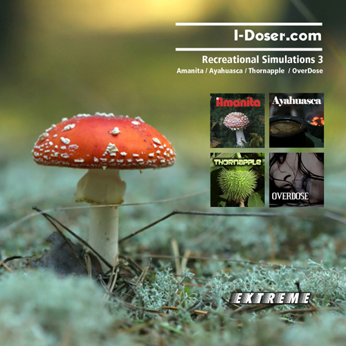 Recreational Doses 3 X MP3